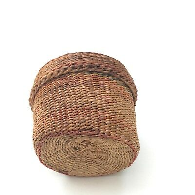 Small Native American Indian Basket