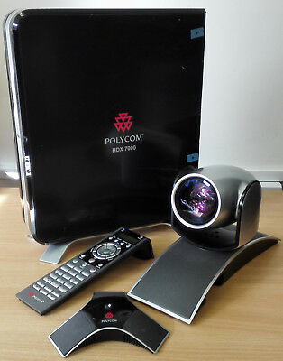 Polycom HDX 7000 Series Video Conferencing System