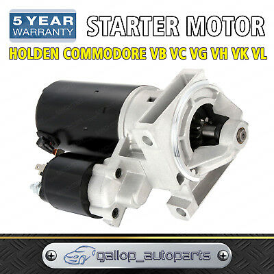 For Holden Starter Motor Commodore VN VP VR VS VT V8 304 5.0L Statesman Petrol