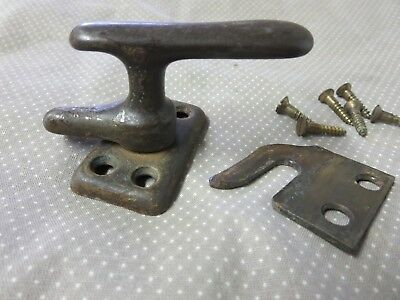Vintage Casement Window Sash Lock Latch
