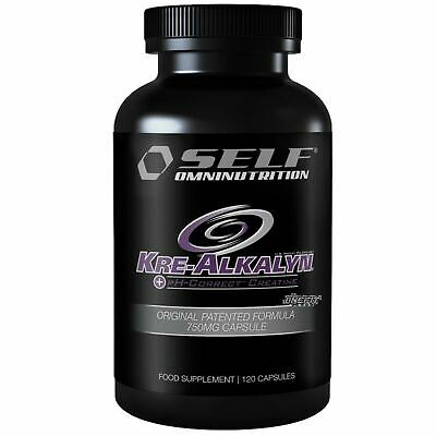 Self Omninutrition KRE-ALKALYN® 120 caps. Creatina Alcalina in capsule