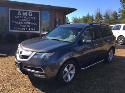 MDX SH AWD w/Tech 4dr SUV w/Technology Package 2011 Acura MDX SH AWD w/Tech 4dr SUV w/Technology Package 150,000 Miles Gray SUV