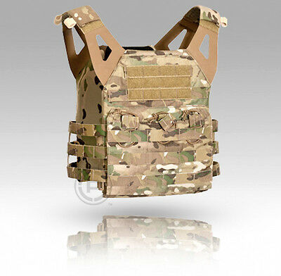 Brand New Crye Precision Jumpable Plate Carrier JPC SMALL Multicam