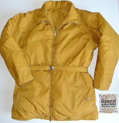 the gold mountain coat
