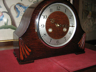 Smiths Vintage Clock - Converted to a High Quality UK Quartz Movement