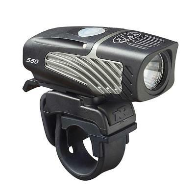Niterider Lumina Micro 550 Lumens Cree LED Bicycle Headlight USB Rechargeable