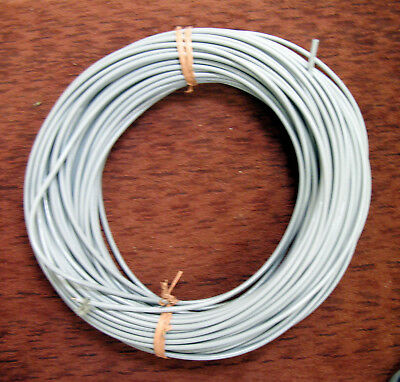 RG59 Type  75 Ohm Solid Dielectric Coax ~300 Feet Solid Center Wire Real Braid