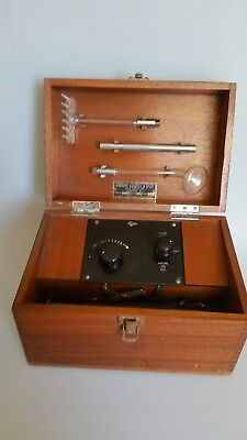 Ogee Vintage Violet Ray Wand  High frequency, Medical, BDSM device