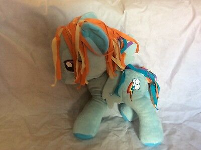 """Official My Little Pony 22""""inch/55cm soft gift plush toy Hasbro Ex Large Horse"""