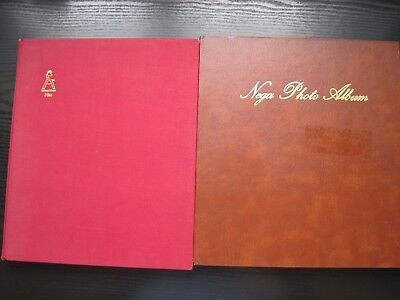 1 German Stock book and 1 European stock book with about 1600 stamps. (P168).