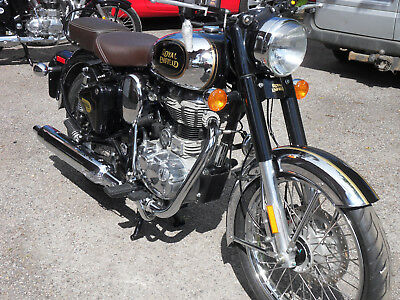 Royal Enfield Bullet Classic Chrome 500