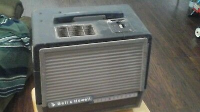 bell howell 302 m 16mm projector w/sound