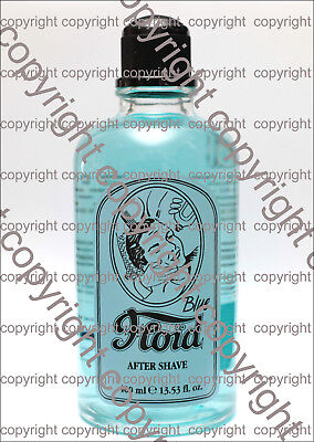 Floid Blue Aftershave 400ml Barbersize (12,25 € / 100ml)