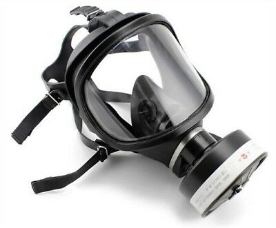 Secpro Full Face Gas Mask