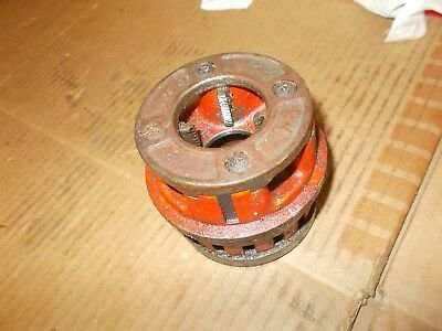 """Rigid 700 One Inch Pipe Threader Die - 1"""" - USED - In good condition ( 12R ??)"""