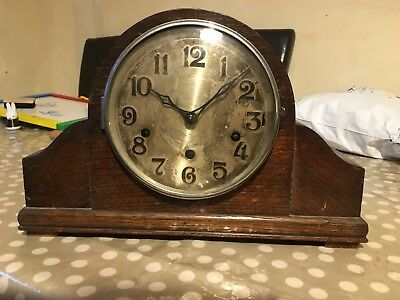 westminster chime clock Repair Or Spares