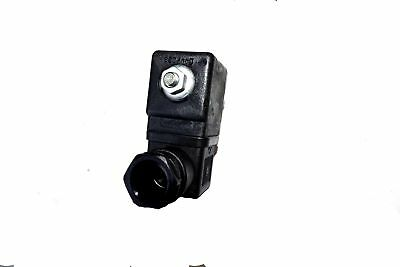 Solenoid valve stainless steel 230V 50Hz 8W IP54