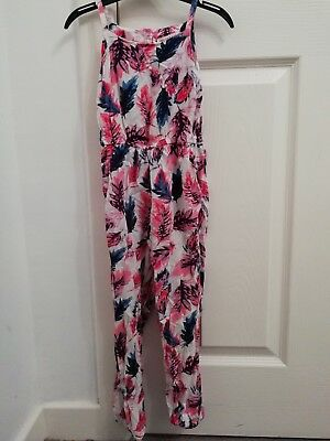 Bluezoo from Debenhams, girls playsuit age 4 perfect for holiday or gala