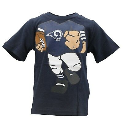 Los Angeles Rams Official NFL Team Apparel Infant Toddler Size T-Shirt New  Tags 8c0bcfacc
