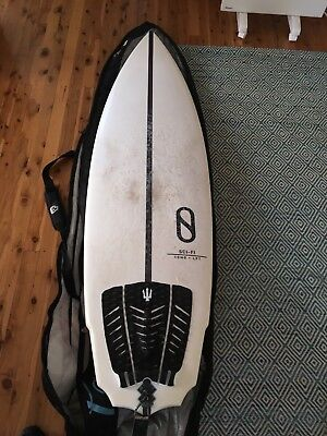 SLATER DESIGNS sci fi surfboard. As NEW