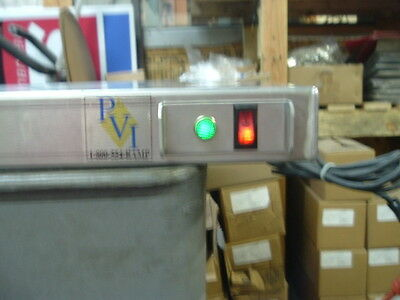 Prairie View Ind. Style C Hot Shelf Food Warmer Boxed Pizza Plated Meals, Etc.