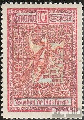 Romania 175 fine used / cancelled 1906 Welfare