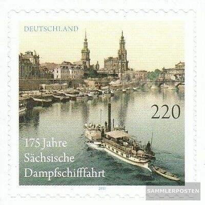 FRD (FR.Germany) 2874 selbstklebende issueabe fine used / cancelled 2011 Saxon s