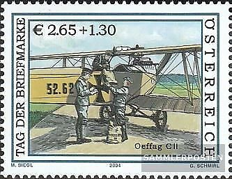 Austria 2482 (complete issue) unmounted mint / never hinged 2004 Stamp