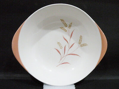 """Royal Doulton Meadow Glow D6443 - Lugged Cereal Bowl vgc (6 3/8"""")"""