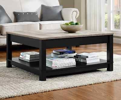 Pleasing Large Square Coffee Table With Storage Contemporary To Gamerscity Chair Design For Home Gamerscityorg