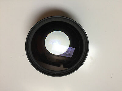 Panasonic-AG-LW7208 Wide-Angle-Converter-Lens and Covers - Gd Cond.