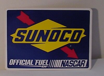 SUNOCO Official Fuel of NASCAR Sticker 5 X 7 Inches Nice LOGO Advertising
