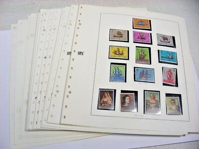 SAN MARINO, Excellent Assortment of MINT(H,NH) Stamps mounted on SAFE & KABE pgs