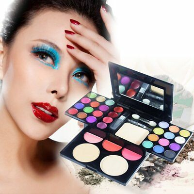 Makeup Kit Ladies Cosmetics Compact Full Facial Makeup Kit Makeup Palette Set WY