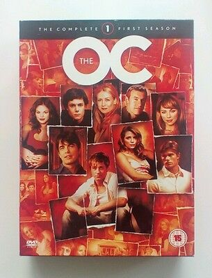 The OC Complete First Season Series 1 One DVD Box Set