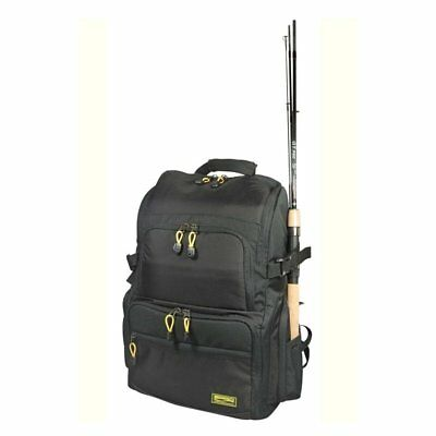 SPRO Back Pack inkl 4 Boxen Angelrucksack by TACKLE-DEALS !!!