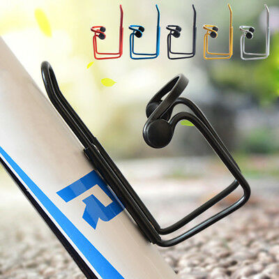 Mountain Bike Bicycle Drink Cup Holder Beverage Water Bottle Handlebar Cage Rack