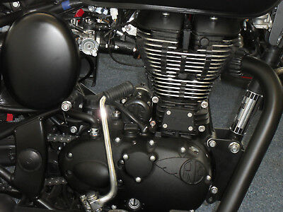 "Royal Enfield Classic "" STEALTH "" 500 Bobber"