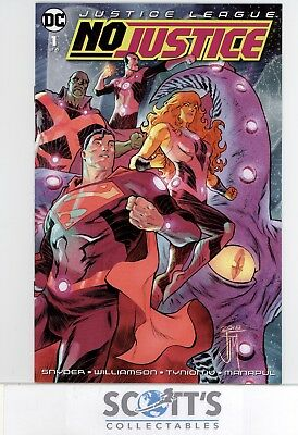 Justice League No Justice #1  New  (Bagged & Boarded) Freepost