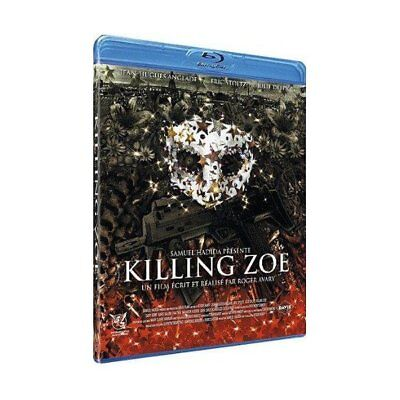 Blu-ray - Killing Zoe - SEVEN 7 - Jean-Hugues Anglade, Julie Delpy, Eric Stoltz
