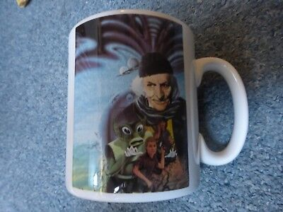 1ST Doctor Who –William Hartnell – Official 30th Anniversary Mug. RARE.