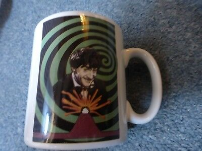 2ND Doctor Who – Patrick Troughton – Official 30th Anniversary Mug. RARE.