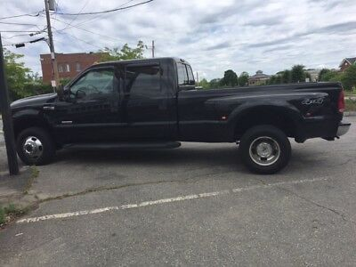 2006 Ford F-350 lariat 2006 ford f350 dually