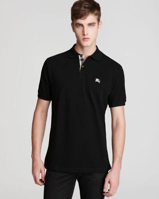 new Burberry Brit Men's Casual Polo Shirt