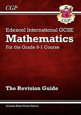 New Edexcel International GCSE Maths Revision Guide - for the Gr... by CGP Books