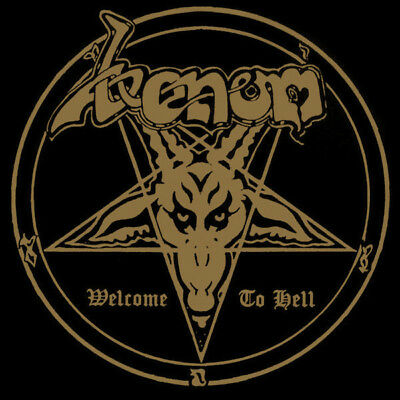 Venom WELCOME TO HELL Debut Album 180g GATEFOLD New Sealed Vinyl Record 2 LP