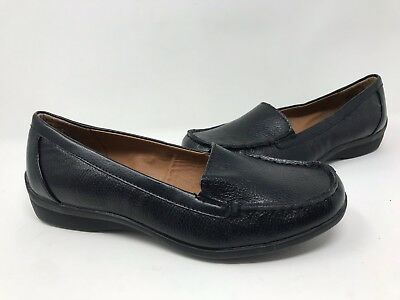 e31d2f416b57 NEW! WOMEN S THOM McAn 40543 Daylin Casual Loafer - Black G32 ...