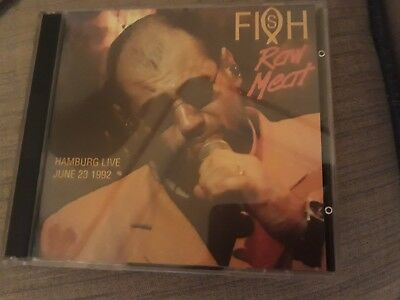 Fish - Raw Meat:Hamburg Live June 23 1992  2CD