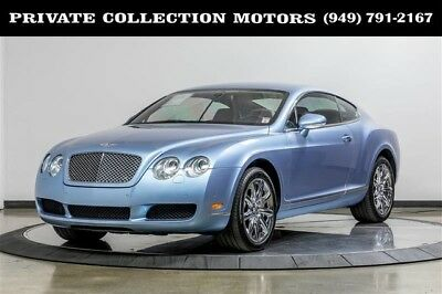 2005 Bentley Continental GT  2005 Bentley Continental GT Clean Carfax Low Miles Well Kept