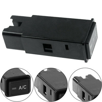 Truck Air Conditioning A//C Switch Button for Toyota Pickup 89-95 Tacoma 95-2000